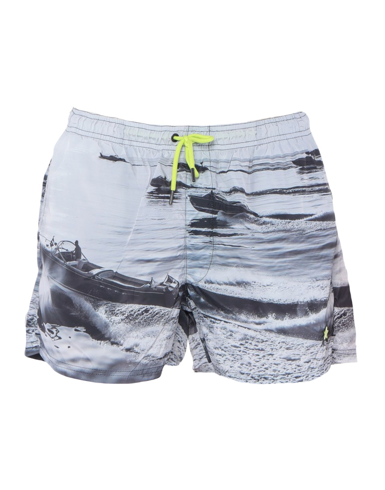 4GIVENESS Шорты для плавания шорты для плавания с принтом scene volley