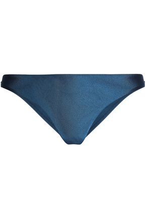 ZIMMERMANN Leopard-print low-rise bikini briefs