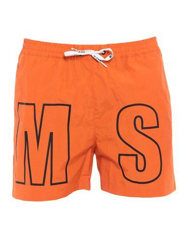 Шорты для плавания MSGM