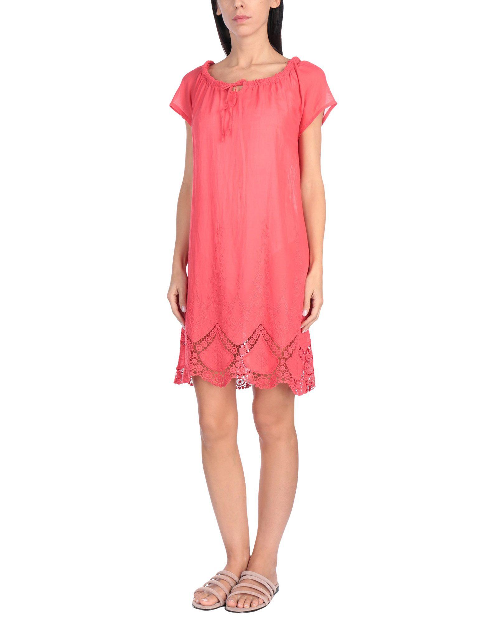 VERDISSIMA Пляжное платье verdissima домашнее платье с розами