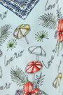 CAMILLA Shades Of Rio crystal-embellished printed silk crepe de chine camisole
