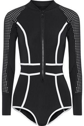 DUSKII Waimea Bay perforated neoprene swimsuit