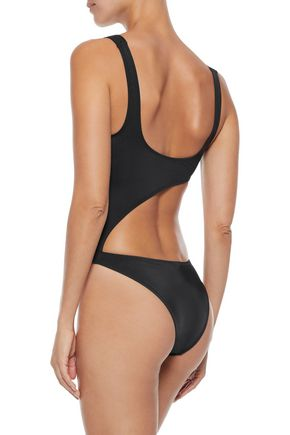 SOLID & STRIPED The Jourdan cutout swimsuit
