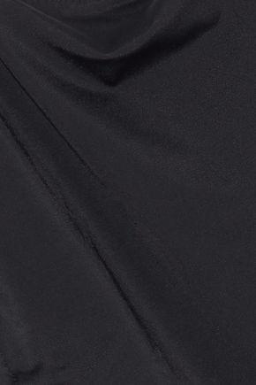 SOLID & STRIPED The Jennifer ring-embellished swimsuit