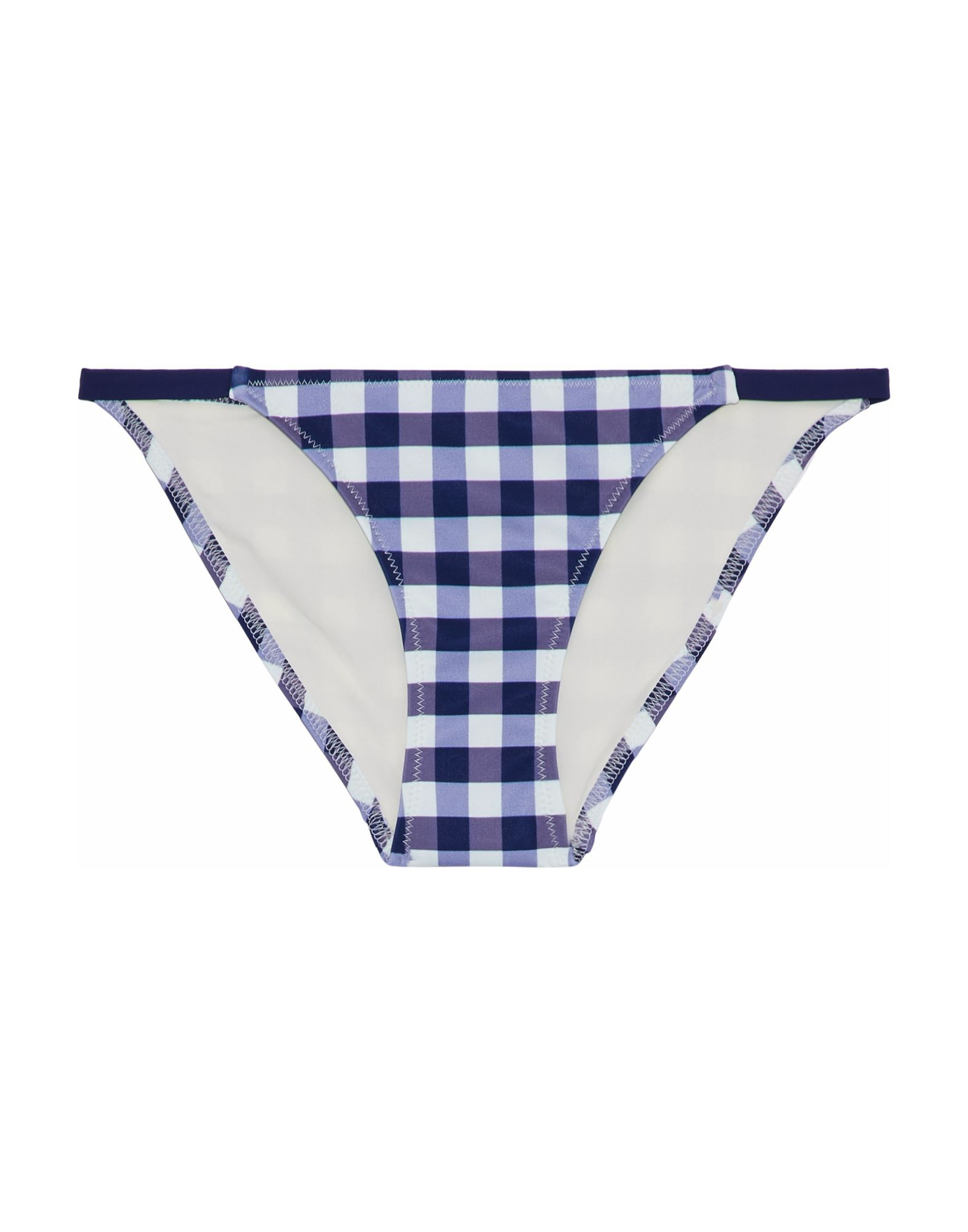 SOLID & STRIPED Плавки striped longline tshirt