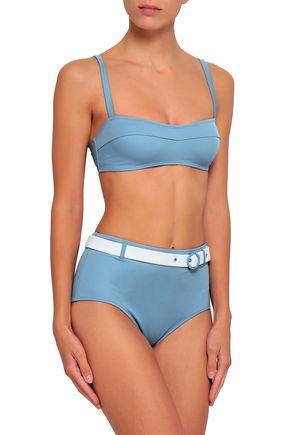 SOLID & STRIPED Bikini top