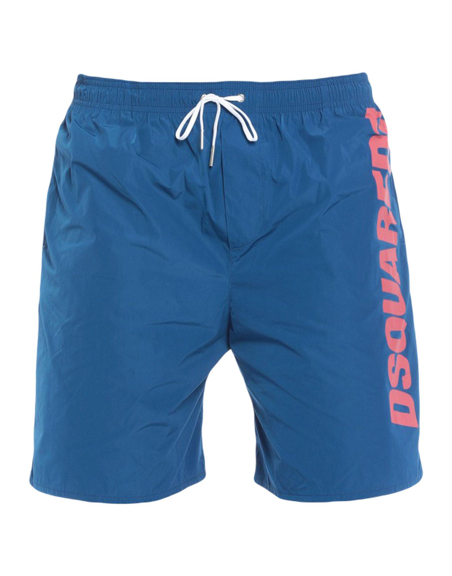 DSQUARED2 Пляжные брюки и шорты шорты пляжные