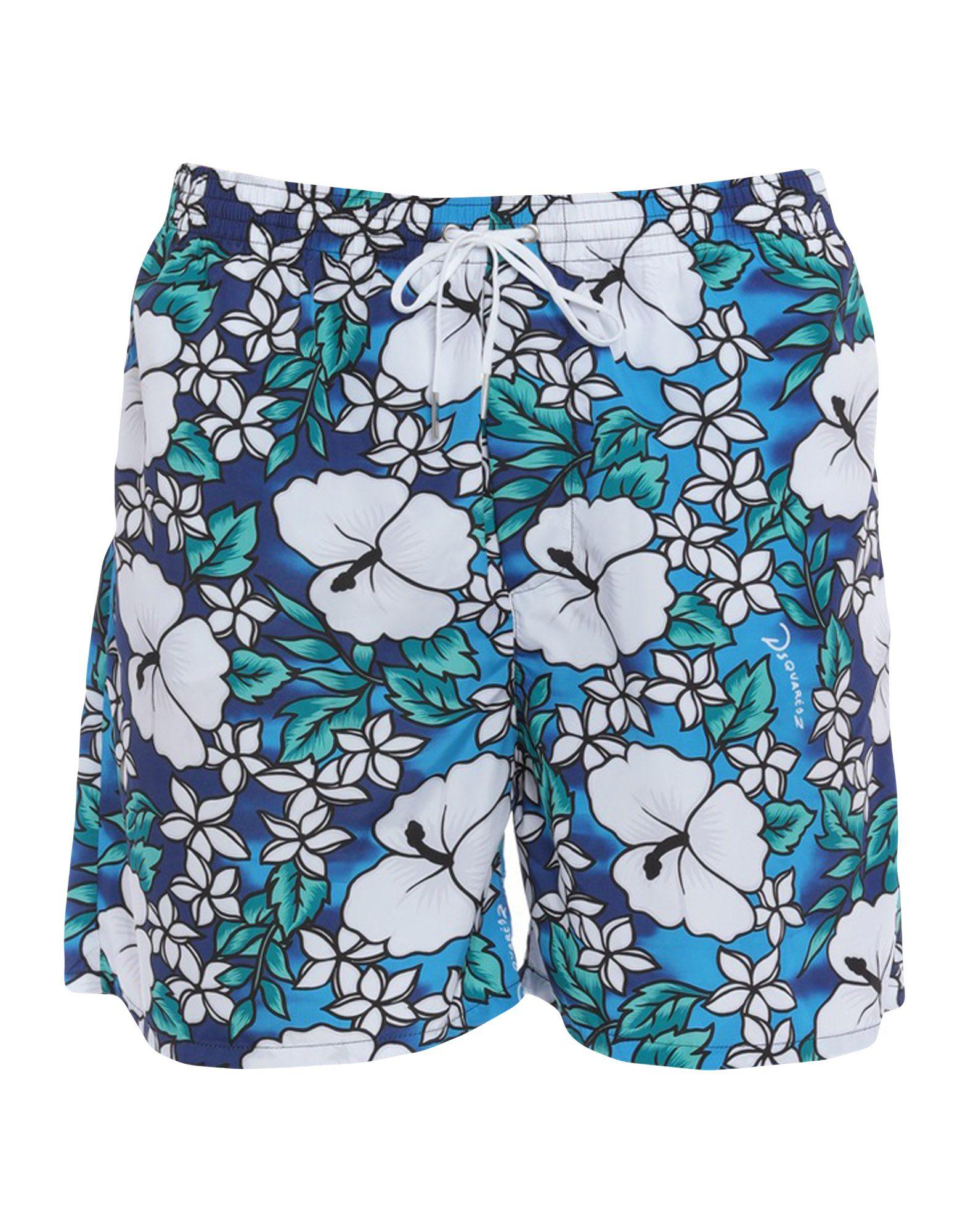 DSQUARED2 Пляжные брюки и шорты мужские пляжные шорты menstore surf s001