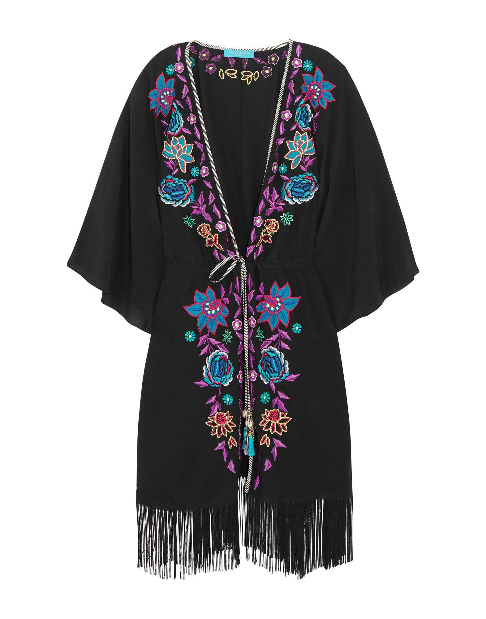 MATTHEW WILLIAMSON Пляжное платье длинное платье с принтом matthew williamson длинное платье с принтом
