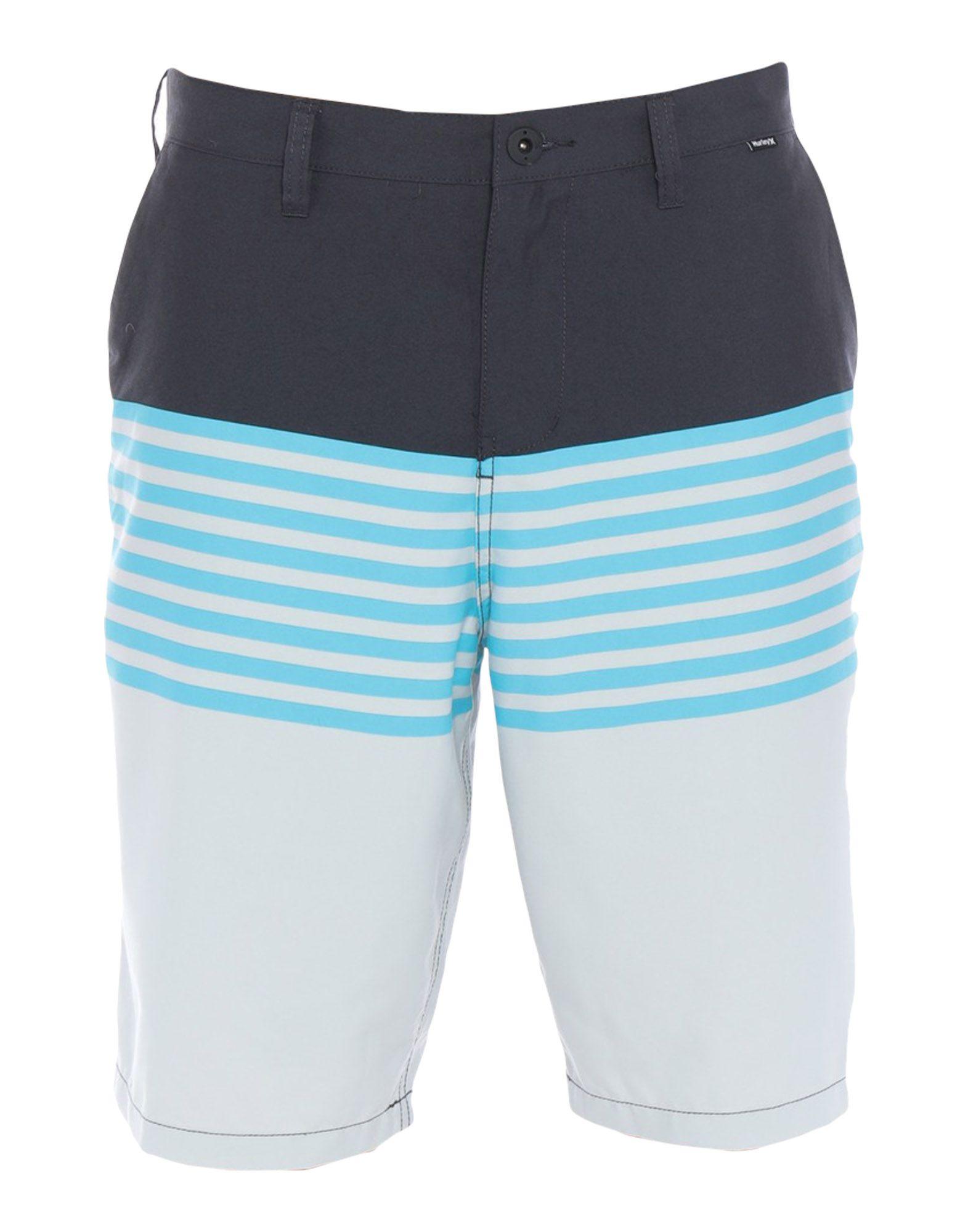 HURLEY Пляжные брюки и шорты sort of looser пляжные брюки и шорты