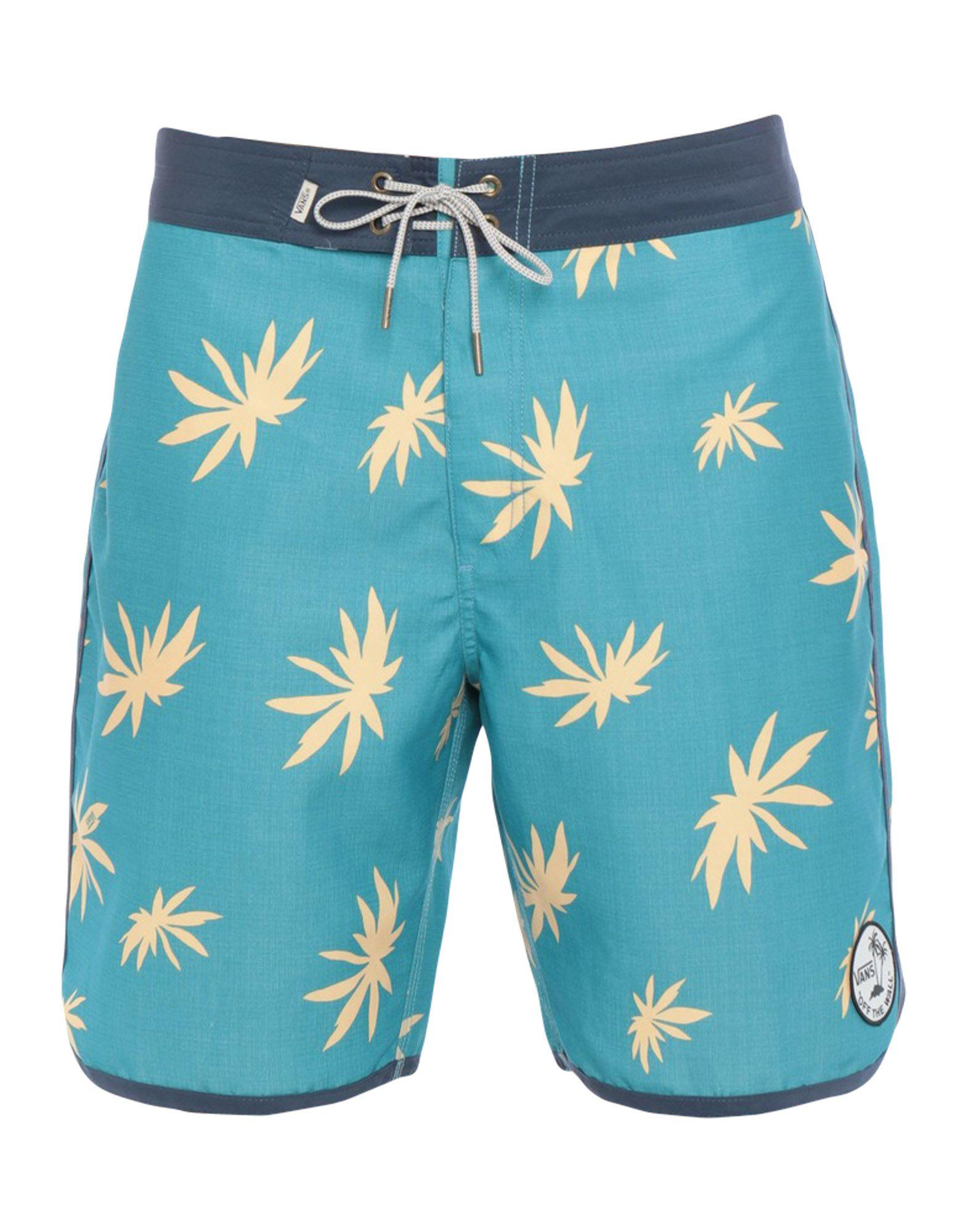 VANS Пляжные брюки и шорты мужские пляжные шорты menstore surf s001