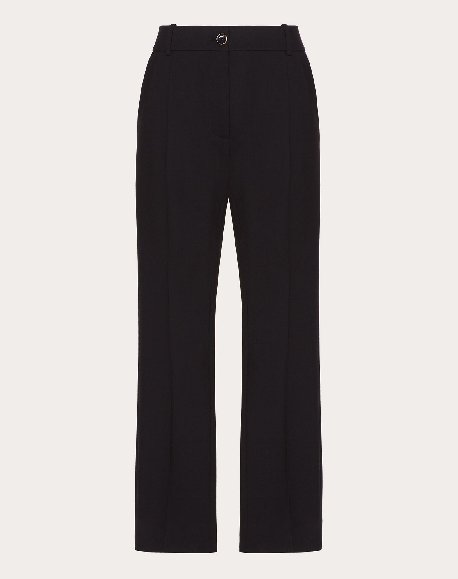 Double Comfort Crêpe Trousers