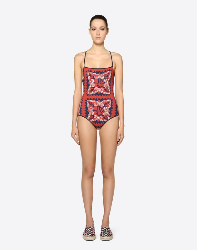 Mini Bandana Swimsuit