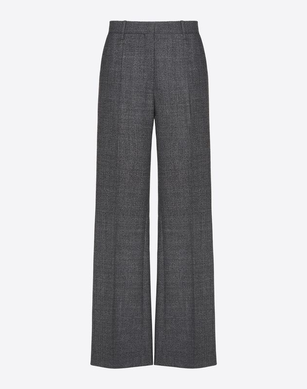 Twisted Grisaille Pants