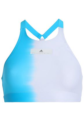ADIDAS by STELLA McCARTNEY Two-tone bikini top