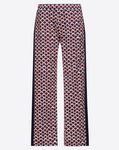 VALENTINO SCALE PRINT JERSEY TROUSERS
