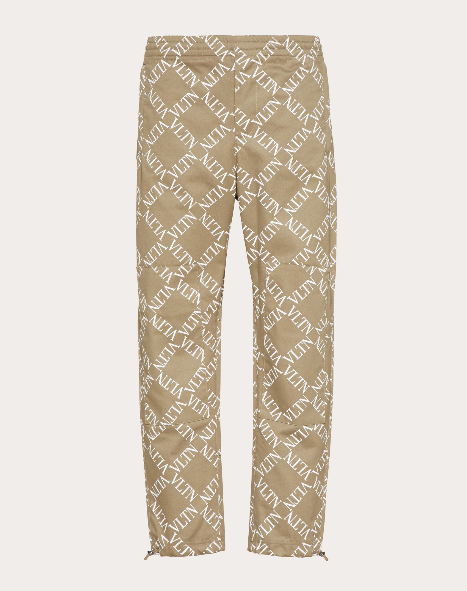 VLTN GRID CARGO TROUSERS