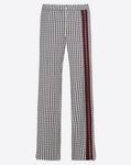OPTICAL VALENTINO TROUSERS