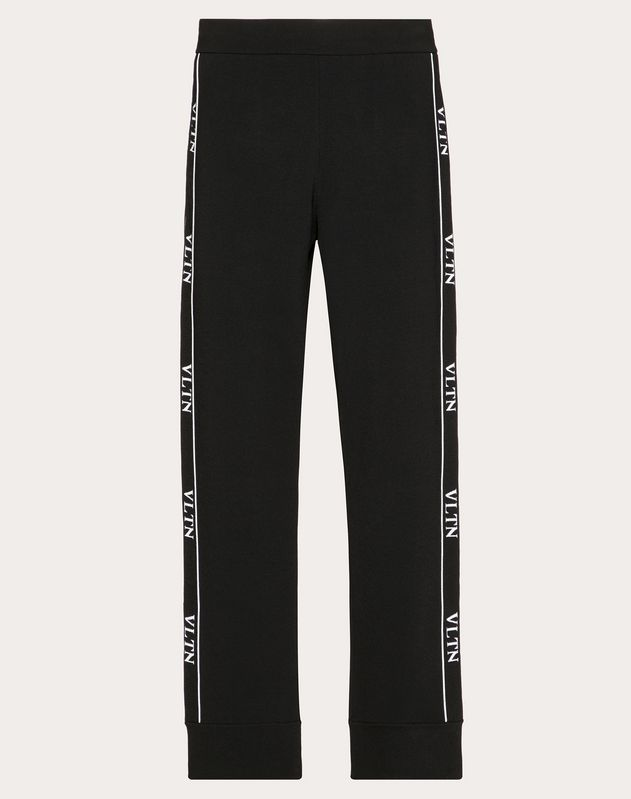 JOGGING PANTS IN VISCOSA VLTN