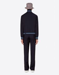 VLTN TROUSERS WITH DRAWSTRING