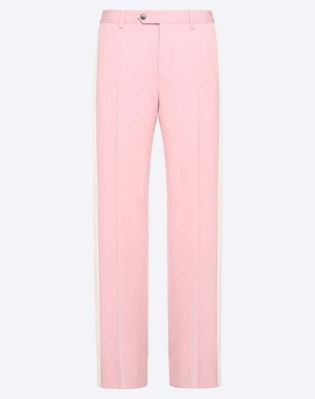 OVERSIZE FORMAL TROUSERS