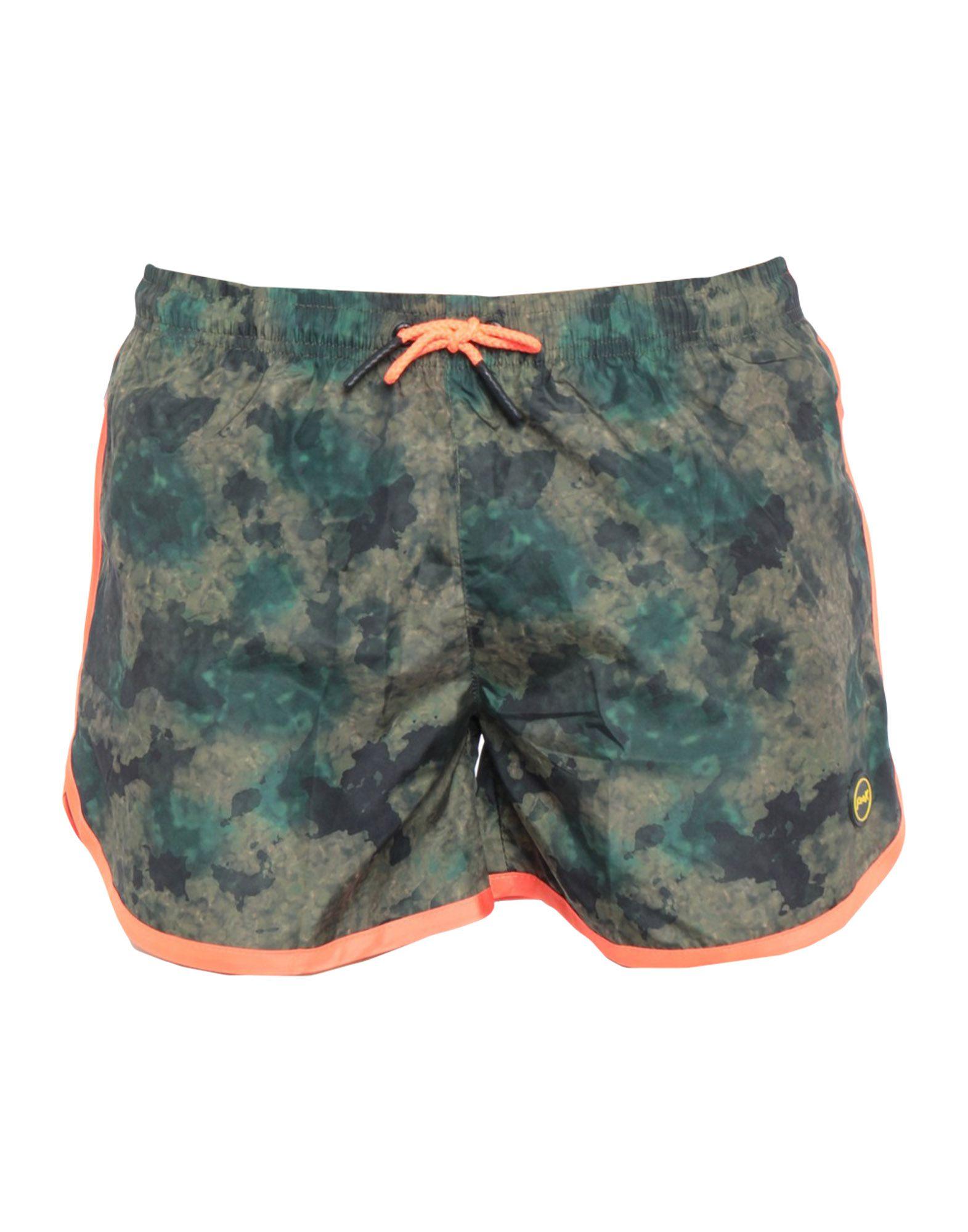 F**K PROJECT Пляжные брюки и шорты шорты пляжные