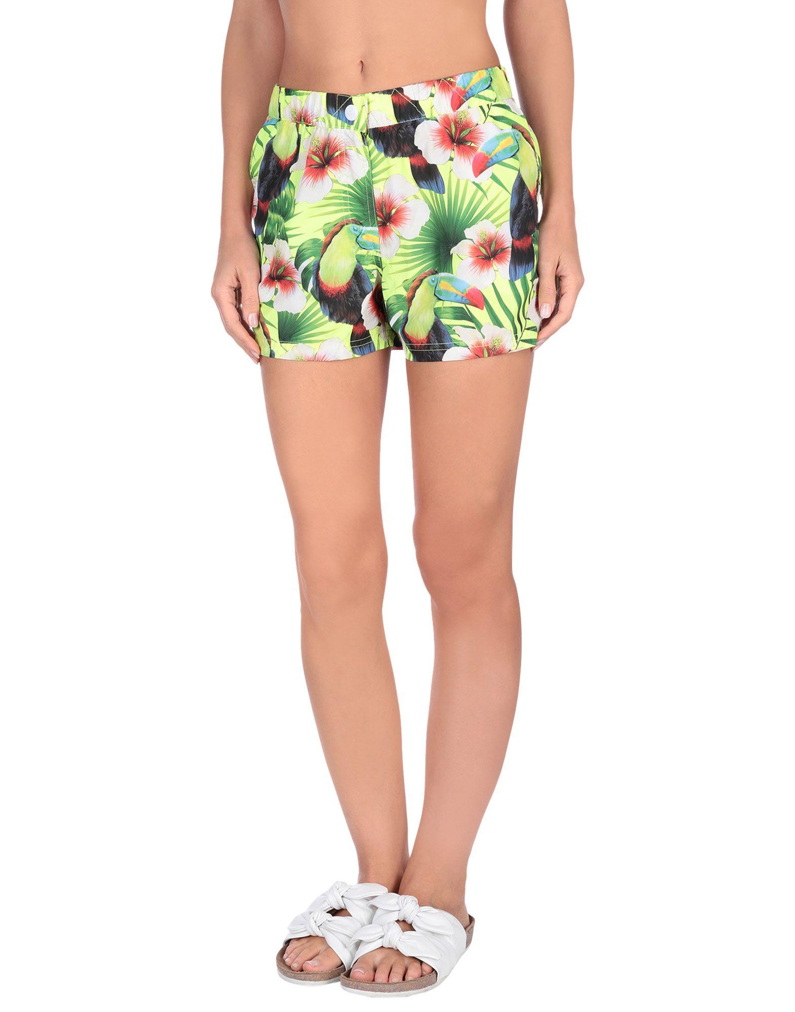 SUNDEK Пляжные брюки и шорты adidas пляжные брюки и шорты