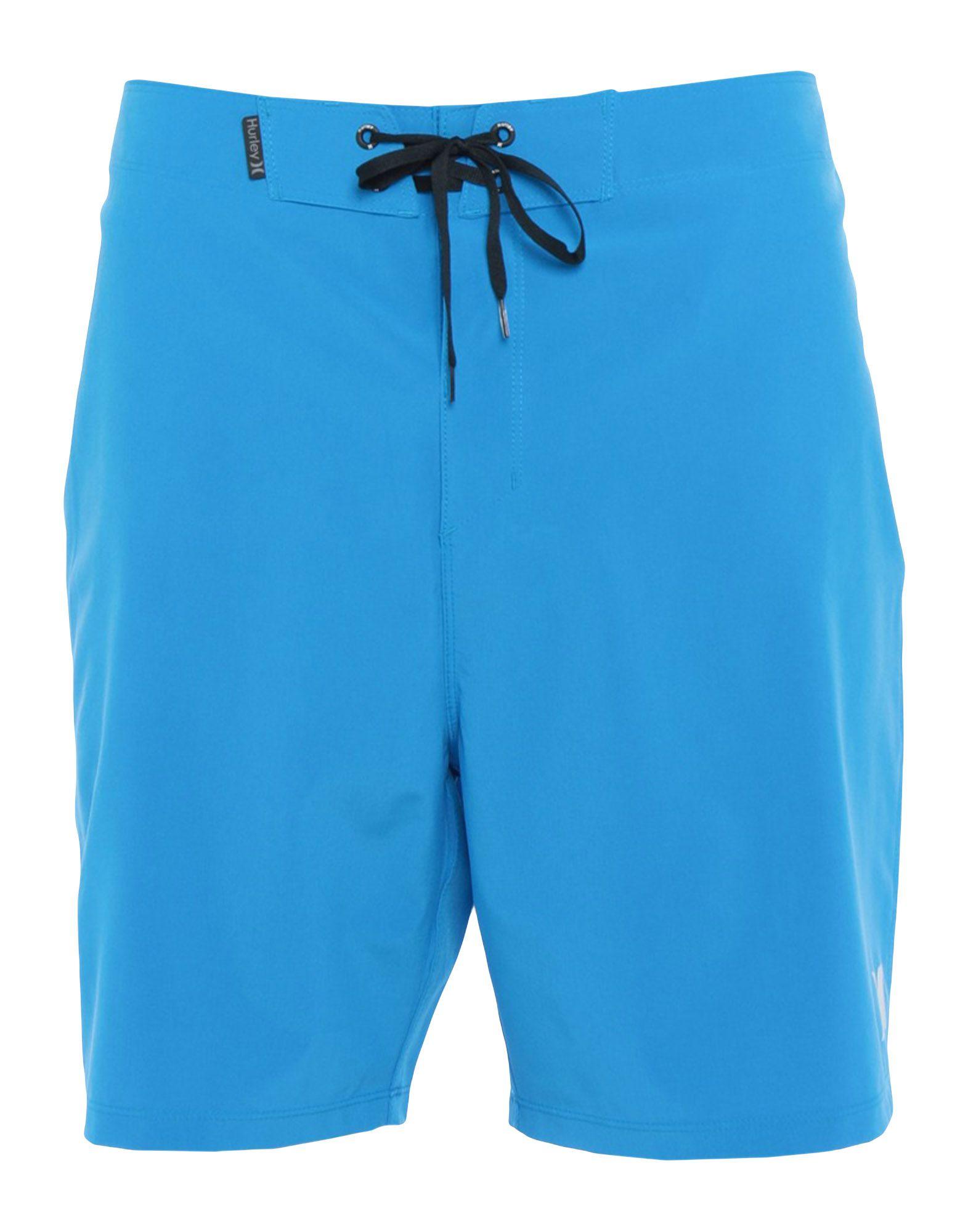 HURLEY Пляжные брюки и шорты шорты пляжные