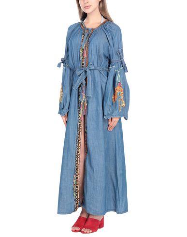 Купить Пляжное платье от ANJUNA грифельно-синего цвета