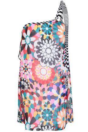 MISSONI MARE Floral-print georgette coverup