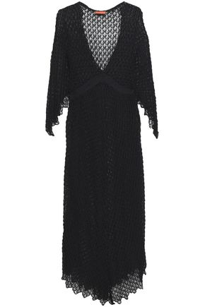 MISSONI MARE Crochet-knit coverup