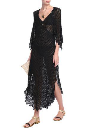 MISSONI MARE Crochet-knit coverup