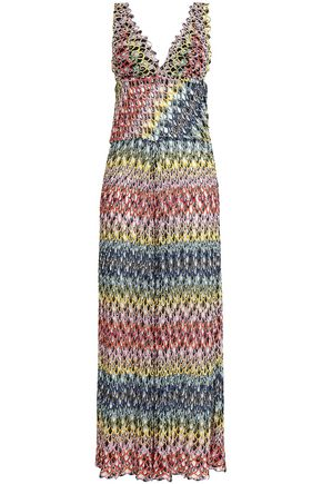 MISSONI MARE Crochet-knit jumpsuit