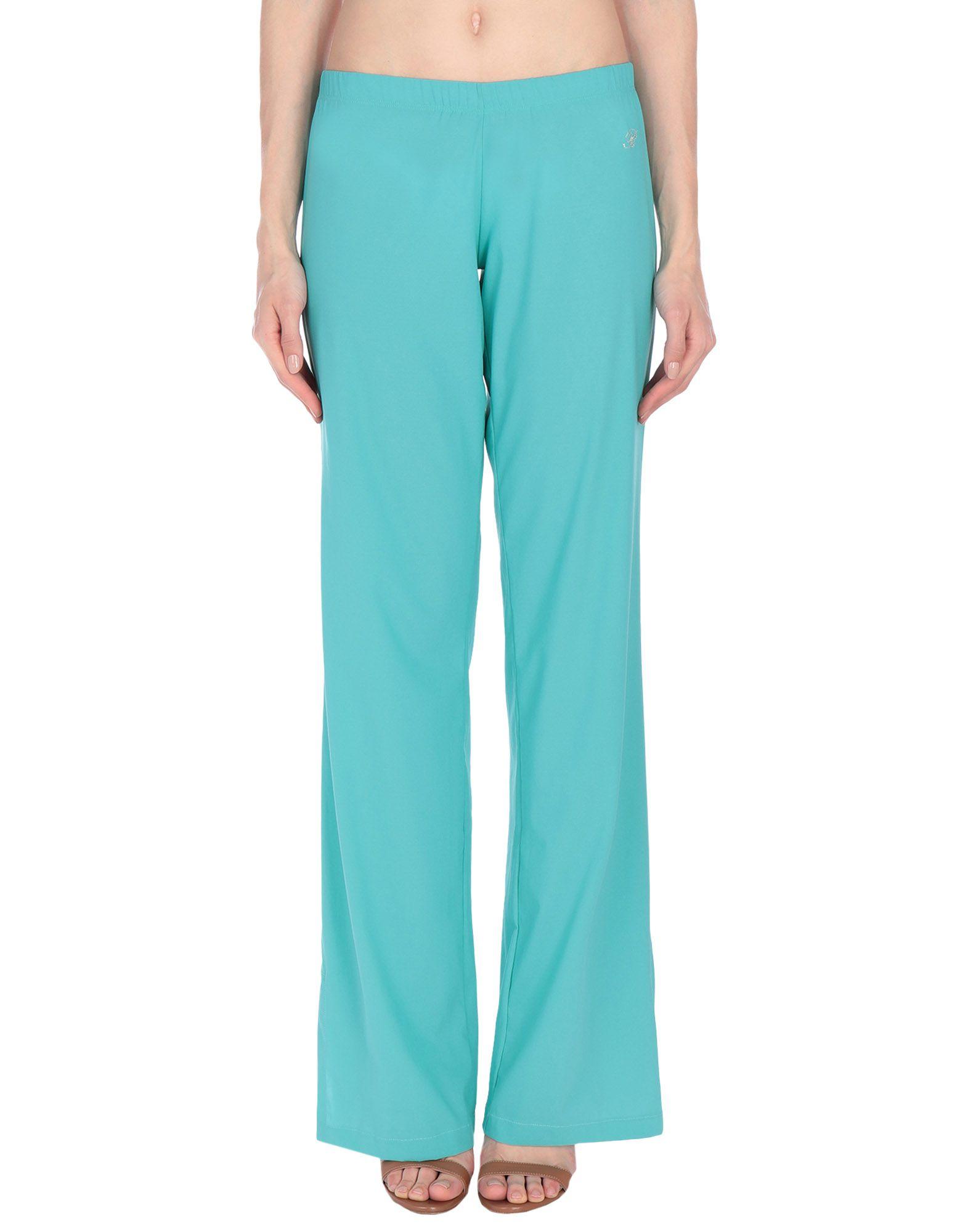 BLUMARINE BEACHWEAR Пляжные брюки и шорты blumarine брюки с вышивкой