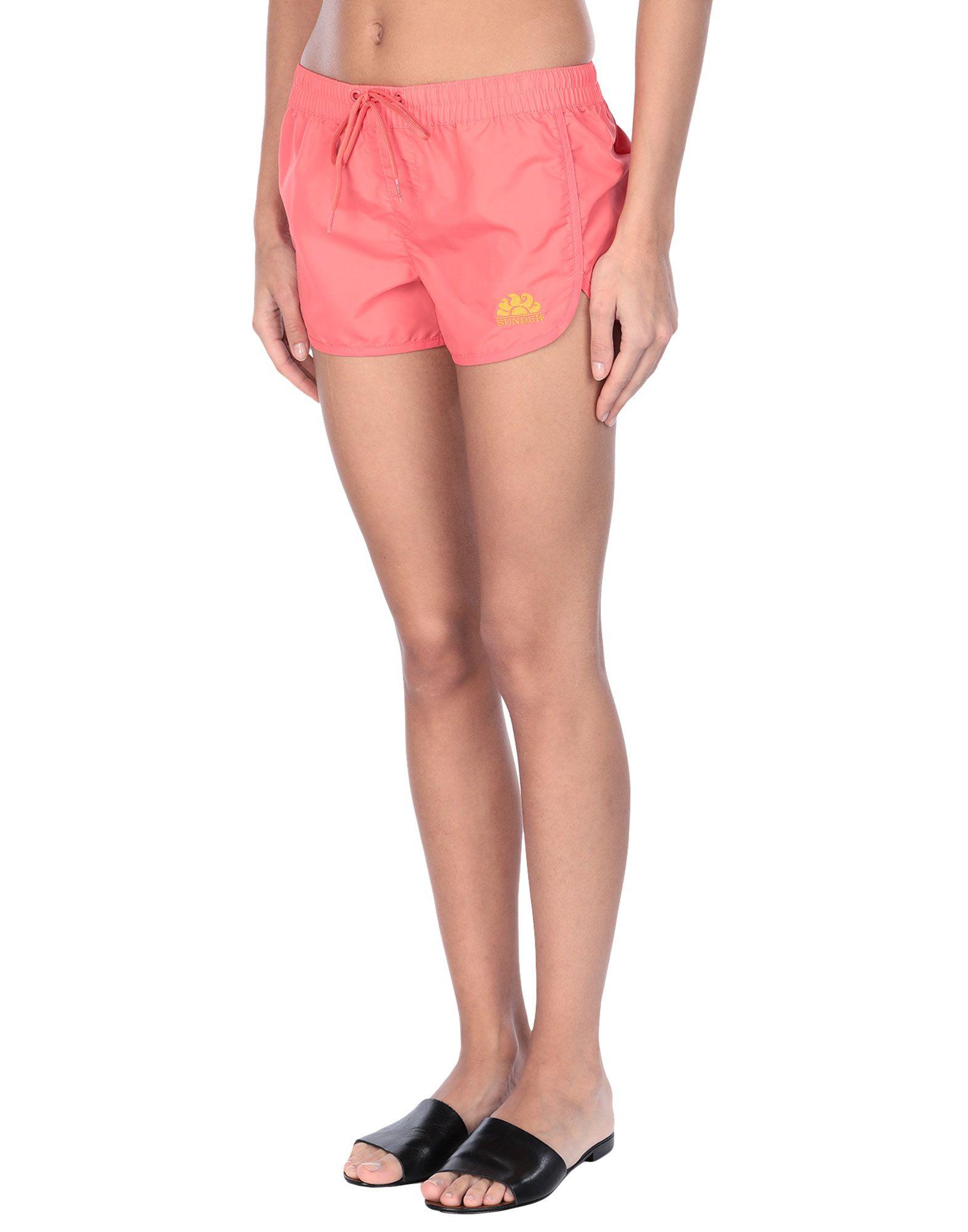 SUNDEK Пляжные брюки и шорты мужские пляжные шорты menstore surf s001