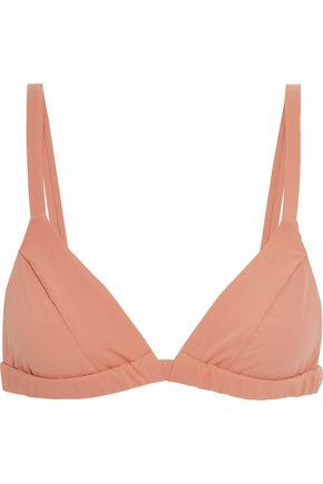 ALIX Riviera triangle bikini top