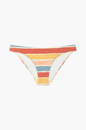 VIX PAULA HERMANNY Striped bikini briefs