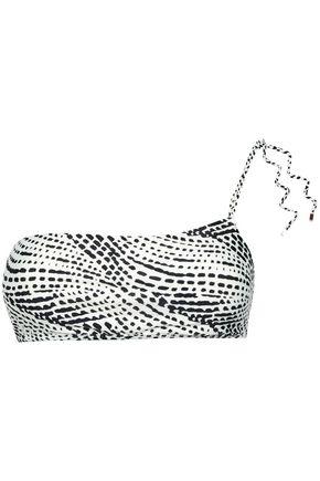 VIX PAULA HERMANNY Printed bikini top