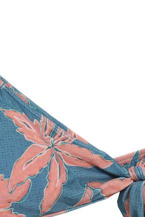 JETS AUSTRALIA by JESSIKA ALLEN Floral-print bikini top