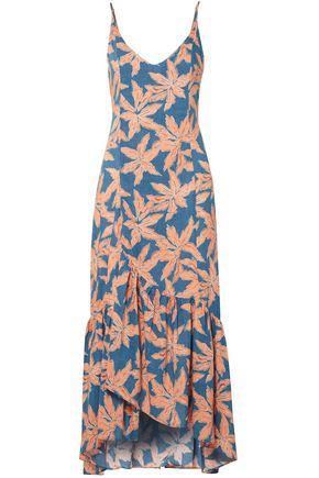 VIX PAULA HERMANNY Margarita Elma floral-print woven maxi dress