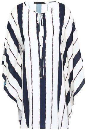 JETS AUSTRALIA by JESSIKA ALLEN Isla striped voile kaftan