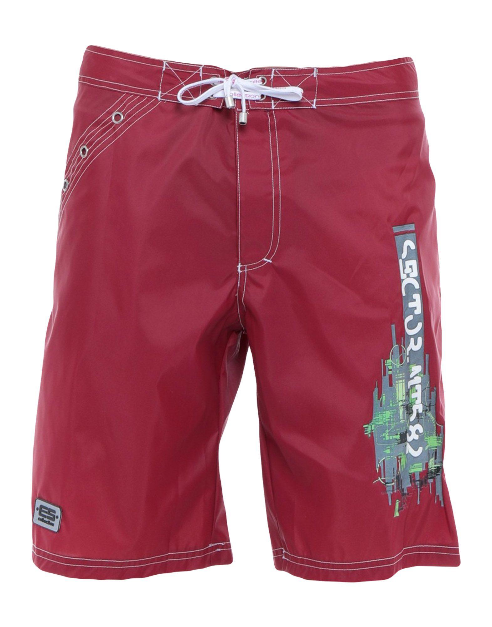 ES COLLECTION Пляжные брюки и шорты vdp collection пляжные брюки и шорты