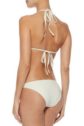 ALIX Marlin triangle bikini top