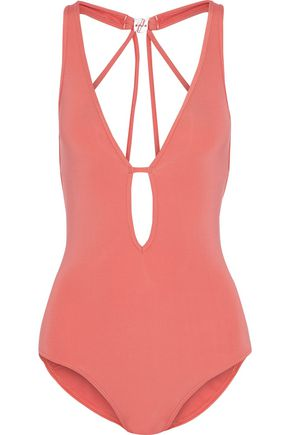 JETS AUSTRALIA by JESSIKA ALLEN Cutout swimsuit
