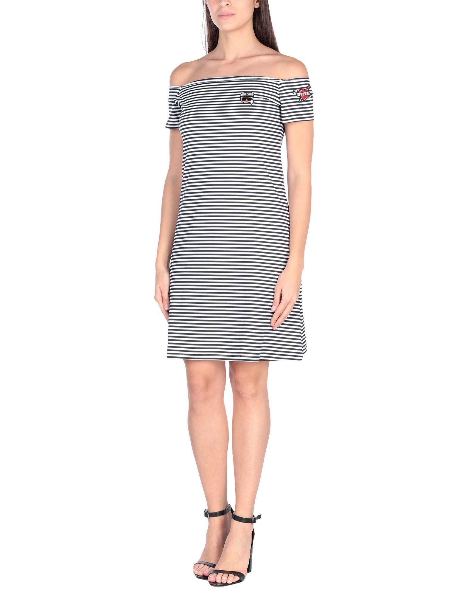 KARL LAGERFELD Пляжное платье
