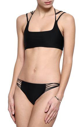 MIKOH Cutout bikini briefs