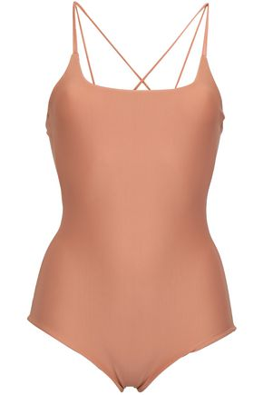 MIKOH Kilauea cutout swimsuit
