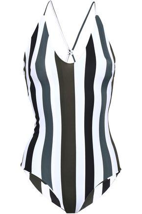 MIKOH Open-back swimsuit