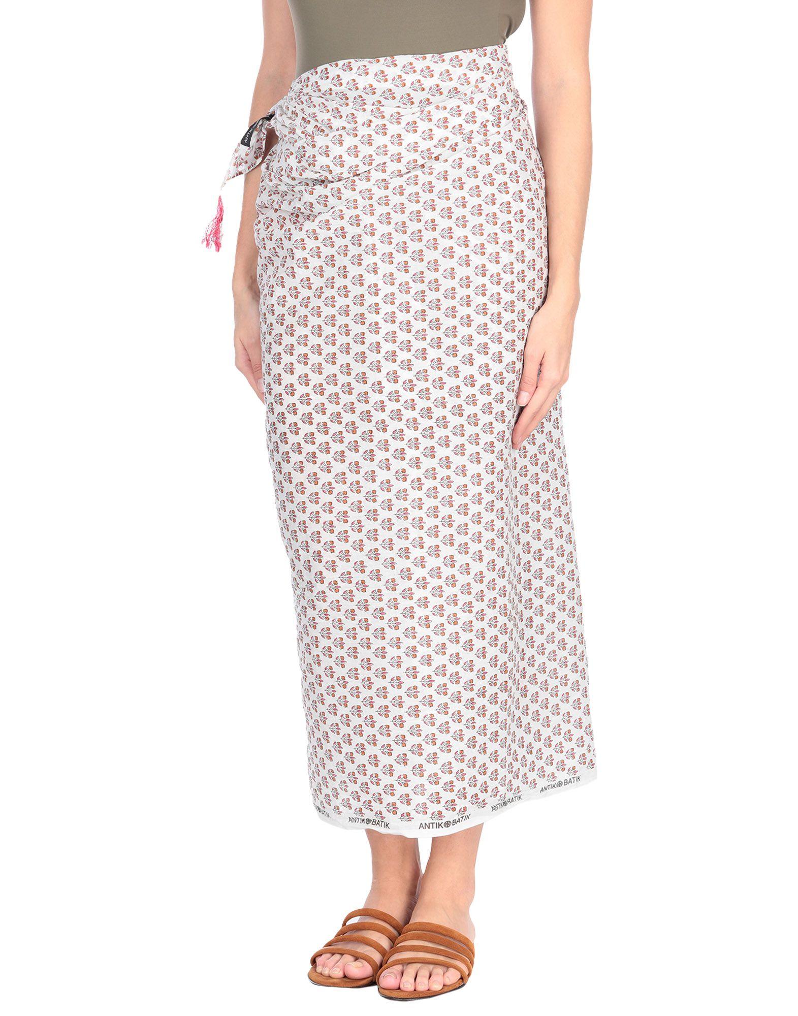 ANTIK BATIK Парео antik batik мини юбка