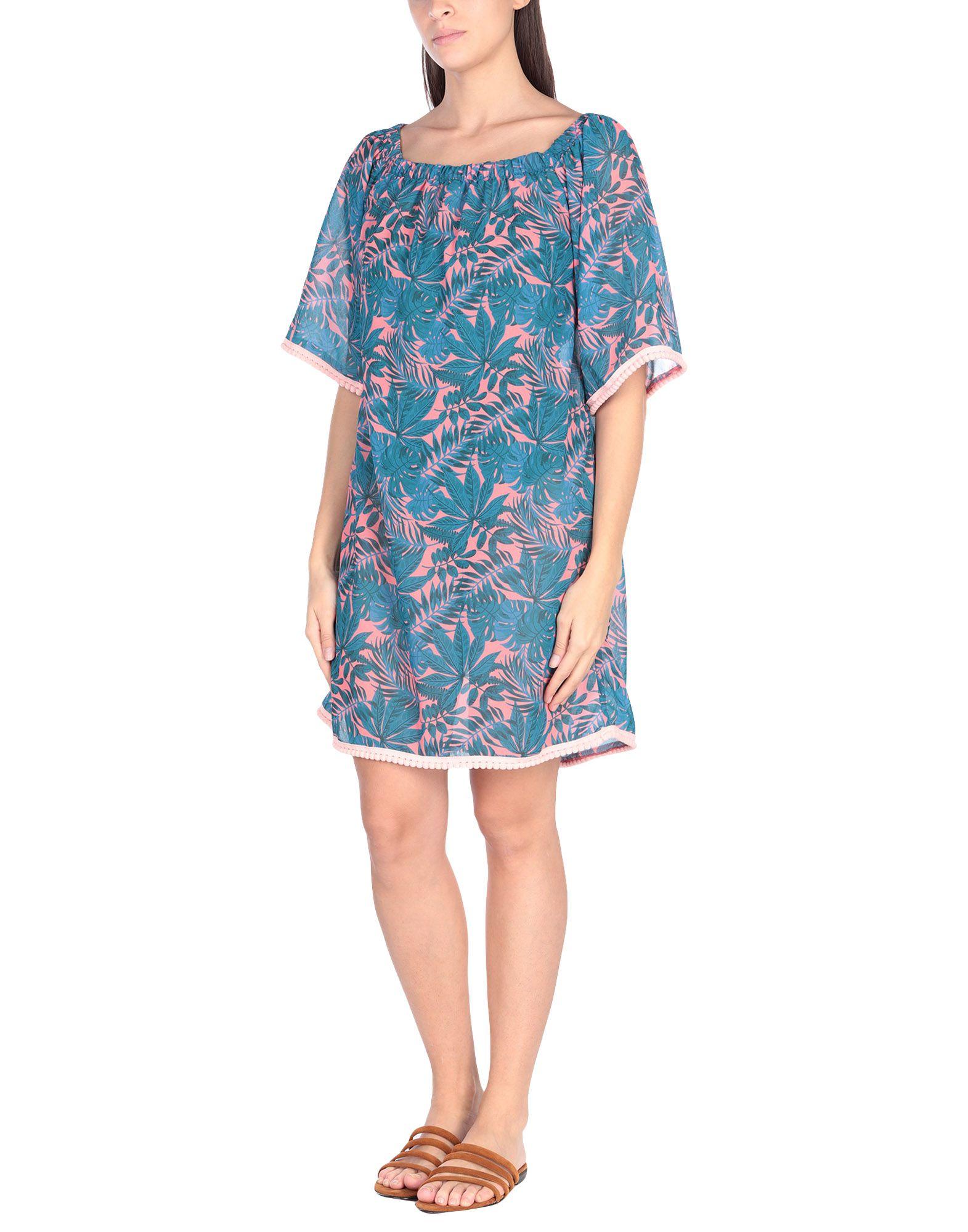 I LOVE POP Пляжное платье